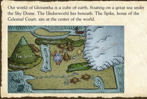 Map of Glorantha